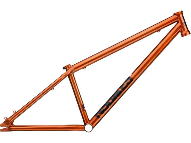 NS Bikes Suburban Dirt Frame trans orange